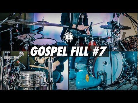 Gospel Drum Fill #7 // Daniel Bernard