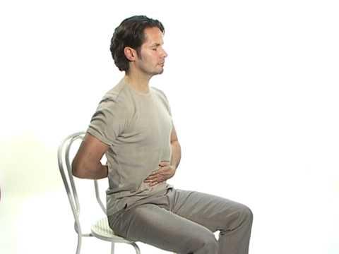 Démonstration de Sophrologie Relaxation   Respiration ventrale