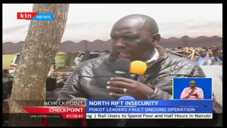 Baringo human rights consortium challenges government to transfer security personnel to the North Ri
