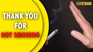 World No Tobacco Day: Join The Fight to Become a Tobacco-Free Generation | No Smoking | WNTD | DNA