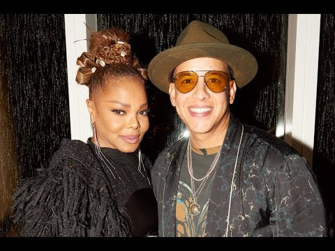 Janet Jackson X Daddy Yankee - Made For Now Official Release Party Mp3