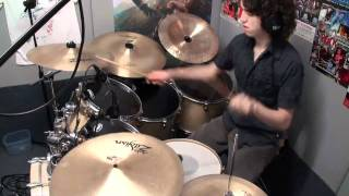 Sunk Loto - Empty and Alone (Drum Cover)
