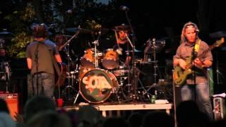 """SOJA, """"When we were Younger"""" Floydfest, July 28, 2012, Floyd, VA"""