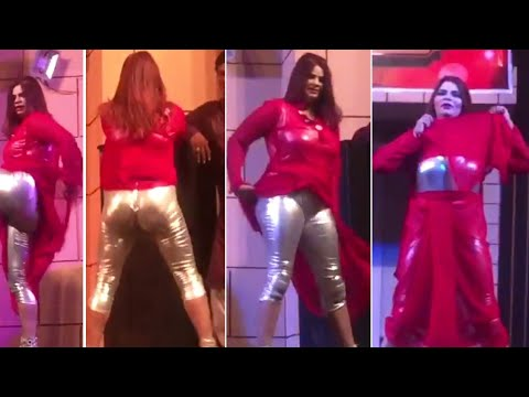 New stage mujra performance full hot latest dance 2018