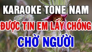 karaoke-bolero-nhac-vang-tru-tinh-tone-nam-lien-khuc-duoc-tin-em-lay-chong-trong-hieu