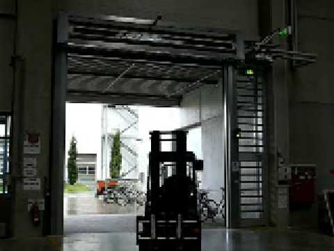 Efaflex High Speed door STT