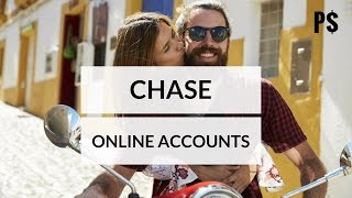 An Introduction To Chase Online My Accounts - Professor Savings