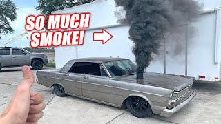 We Modified the Galaxie's Fuel System and IT'S INSANE! (and Faster)