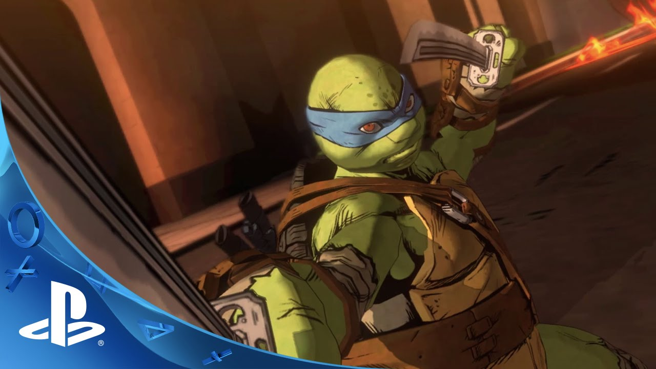 Teenage Mutant Ninja Turtles: Mutants in Manhattan Hits PS4, PS3 This Summer