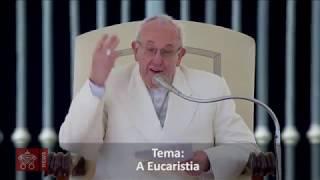 Eucaristia nos fortalece e nos faz dar fruto