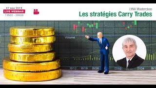 "Le ""Carry Trade"" par Philippe Lhermie"