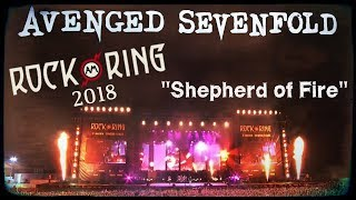 Avenged Sevenfold - Shepherd of Fire - Live (Rock Am Ring 2018)