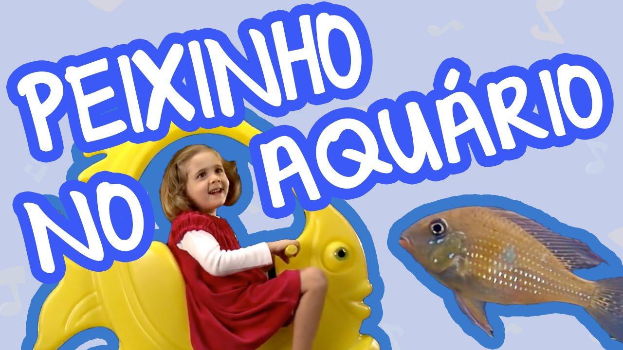 PEIXINHO NO AQUÁRIO | BEBÊ MAIS CANTIGAS