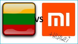 Litauen attackiert Xiaomi, Huawei und alle anderen China Smartphones  - Was ist dran? - Moschuss