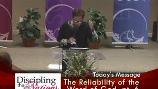 The Reliability of the Word of God – Part 6 of 6