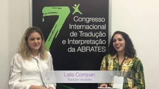 11 – Entrevista com Laila Compan