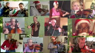 Have Yourself A Merry Little Christmas - 2016 Fiddlerman Group Project