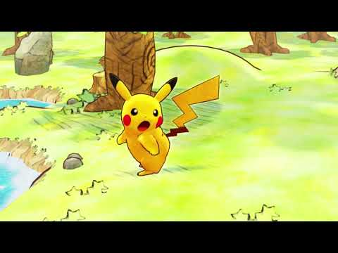 Видео № 0 из игры Pokemon Mystery Dungeon: Rescue Team DX [NSwitch]