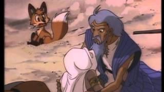 Dibujos para niños cristiano - 05. Abraham. Historias de la biblia, caricaturas.