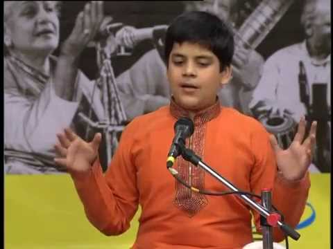 Sarthak's Performance in Naad Bhed organised by Spic Macay & Doordarshan aired on Doordarshan.