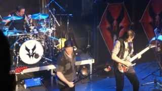 WARLORD - Winds of Thor - live in Athens, 27-4-2013