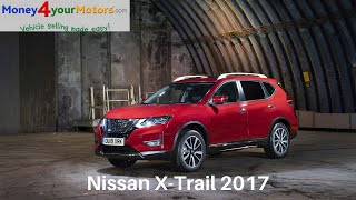 Nissan X-Trail 2017 Review