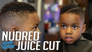 HOW TO: Kids Nudred Tupac 'Juice' Cut | Haircut Tuutorial | HD 1080p