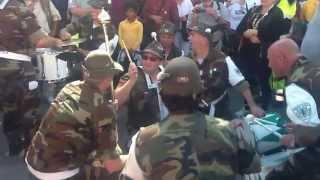 preview picture of video 'Fanfara Congedati Brigata Cadore - Belluno 2013'