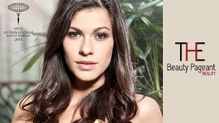 Kármán Dalma Miss Hungary International 2014 Contestant Presentation Video