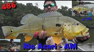 Fishingtur na TV 486 - Rio Acari