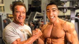 """I Trained Like """"Arnold Schwarzenegger"""" For 30 Days"""