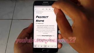 Google Docs : How to add Text Link on Android Phone