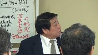20180614UPLAN後半西尾正道「医療現場から見る日本の医療政策と厚生労働省=どこにどのような問題があるか」