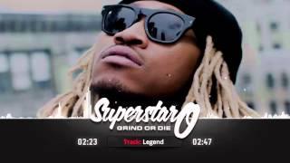 "Beat Instrumental ""Legend"" [Prod. By SuperStar O]"