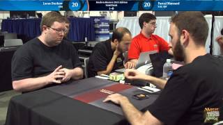 Grand Prix Las Vegas 2015 (Event #1) Semifinals