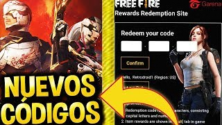 Free Fire Reward Code