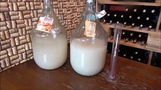 Test drożdzy piekarskich, piekarniczych a ZACIER, NASTAW - fermentacja alkoholowa :) Cz. 4 (ostatnia)
