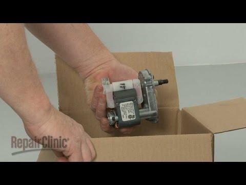 Auger Fan Motor Assembly - Samsung Refrigerator - Repair