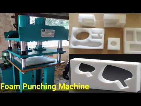 Epe Foam Punching Machine