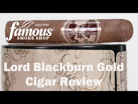 Lord Blackburn Gold By Plasencia video