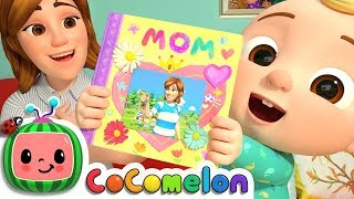 My Mommy Song | CoCoMelon Nursery Rhymes & Kids Songs