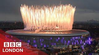 Tottenham's New Stadium Is Finally Open - BBC London
