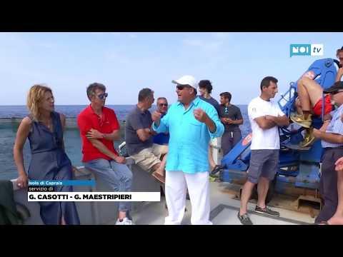 IL PATTO DI CAPRAIA - Servizio andato in onda nel TG di NoiTV il 28-06-2019