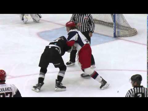 Joshua Chapman vs. Adam Berkle