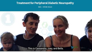 Stem Cell Treatment Peripheral Diabetic Neuropathy - Safe Nerve Regeneration to Stop Pain in 2018