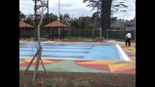 preview picture of video 'peresmian boombara water park'