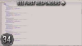 911 First Responders / Emergency 4 - How to turn events (incidents) on & off when using Mods...