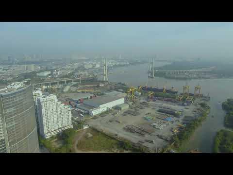 Cảng Lotus tháng 1 năm 2021