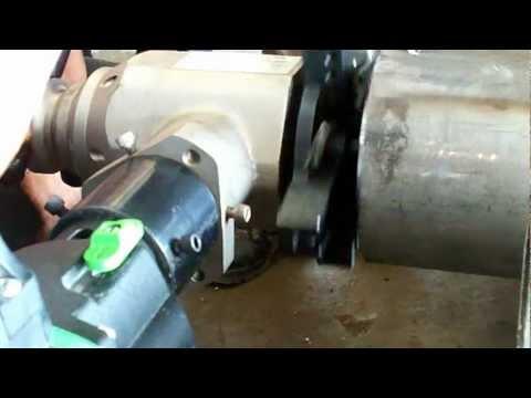 BBM 8000 Pipe Beveling Machine