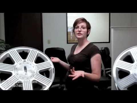 MKZ Rims & MKZ Wheels - Video of Lincoln Factory, Original, OEM, stock new & used rim Co.
